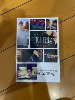 Top Ten by Katie Catugno