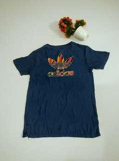 Adidas Originals Paris Printed Back Tee Original