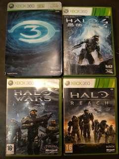 Xbox 360 Game HALO