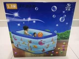 Inflatable Children Play Pool