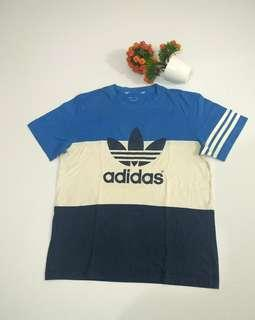 Sale : Adidas Originals Colour Block Tee Original