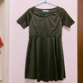🚚 🦕黑色洋裝(新)