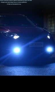 Honda vezel led fog light