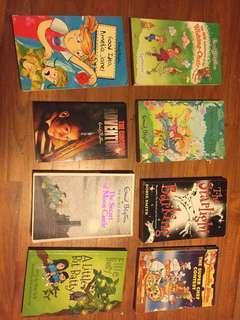 🚚 Preloved books