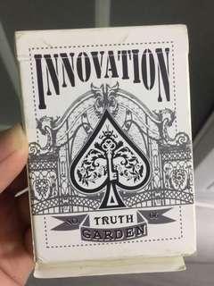 Innovation 撲克牌