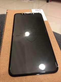 Screen protector iphone x