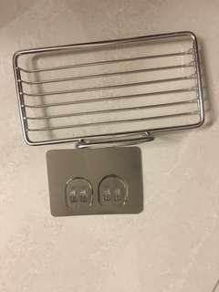 Soap holder for bathroom