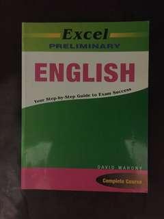 Excel Preliminary English Textbook - David Mahony