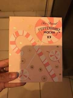 Too Faced Peppermint Mocha