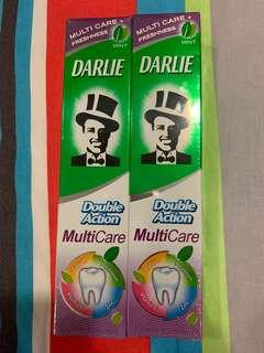 Darlie double action multicare toothpaste