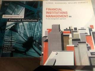 Commercial banking textbooks for sale
