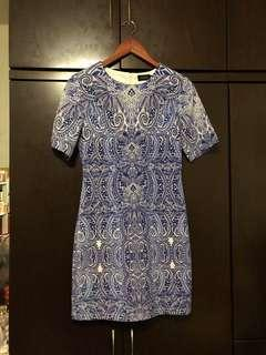 🚚 Patterned dress