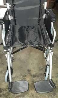 Hopkin Deluxe Aluminium  Wheelchair