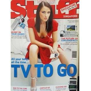 Stuff Magazine Year 2006