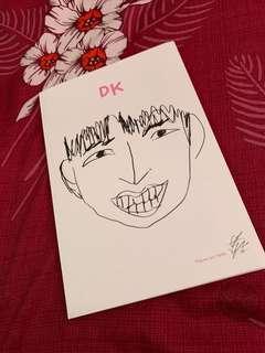 Dicon note book ( DK )