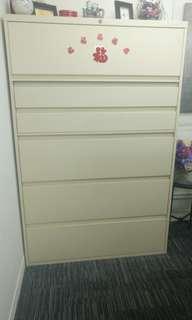 辦公室儲物櫃 高櫃 文件櫃 steelcase