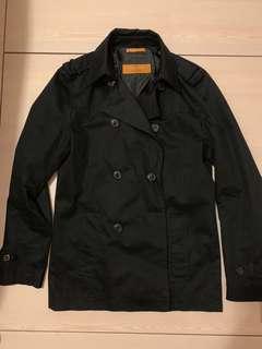 ZARA man trench coat 乾濕褸