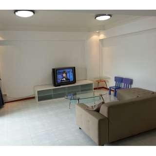 Whole Unit Hougang 5-Room Flat For Rent