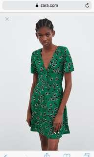 zara dress, never wear