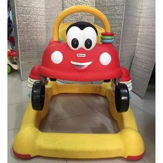 Little tikes coupe baby walker