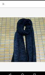 🚚 深灰圍巾