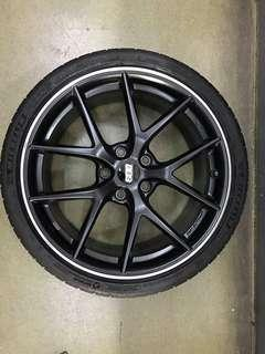 """19"""" BBS CIR (staggered) for BMW"""