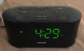 Philips Clock Radio - AJ3500