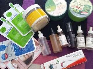 Preloved&new skincare