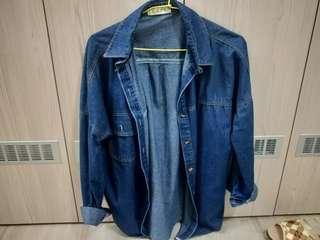 🚚 牛仔外套#半價衣服市集