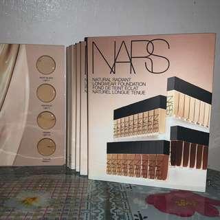 NARS 自然亮采持久粉底液 Natural Radiant Longwear Foundation
