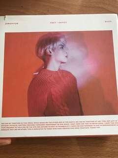 Jonghyun (SHINee) Poet | Artist Album