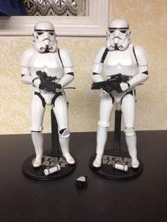Star Wars Stormtrooper loose