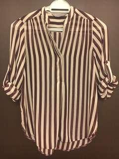 DOROTHY PERKINS Stripe top