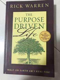 🚚 Purpose Driven Life