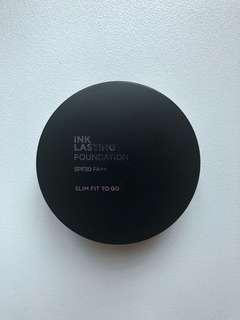The Face Shop Inklasting Foundation Slim Fit To-Go N203
