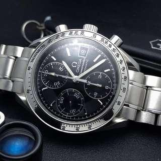 FOR SALE- 39mm Omega Speedmaster Automatic Chronograph