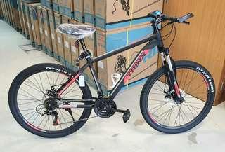 """🚚 Bicycle 2019 New 26"""" Trinx M136 Mountain Bike Red"""
