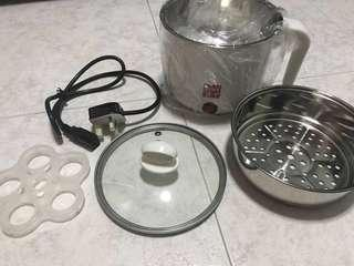 Multi purpose electric cooker