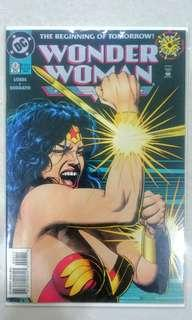 DC Comic - Wonder Woman Vol 2 #0 (Very Rare)
