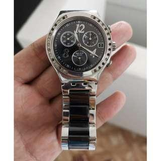Swatch Dreamnight Chronograph Unisex Watch YCS485GC