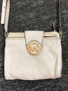 Michael Kors Fulton Small Saffiano Crossbody Bag