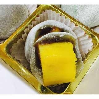 Mango mochi