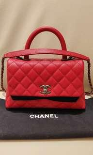 Chanel Mini Flap Bag with Chains