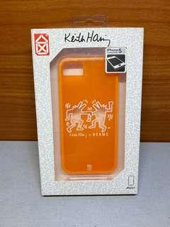 🚚 Keith Haring x BEAMS 聯名手機殼 iPhone5/5S/SE