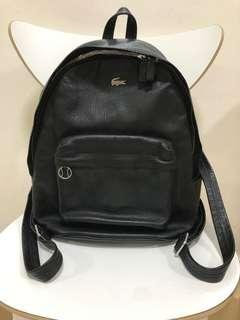 💯 Authentic Lacoste Backpack