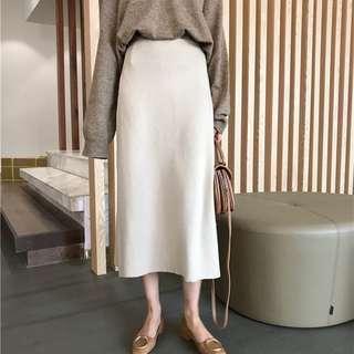 🆕BRAND NEW Knit A Line Skirt