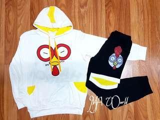 Set Hoodie Jacket & Pants