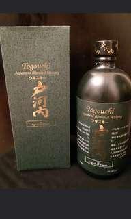 日本威士忌戶河內8年盒裝