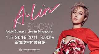 Selling fast‼️ Alin Concert Ticket