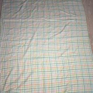 🚚 Ikea Sommar Duvet Cover with Pillowcase, 200x200cm